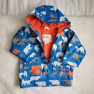 Hatley lined rain jacket